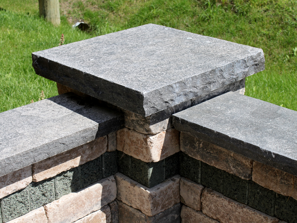 Pier Caps Oakville Stone The Highest Quality Natural
